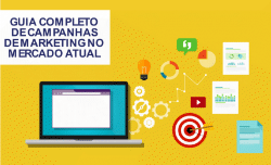Ebook > Guia completo das campanhas de Marketing